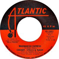 Cover Crosby, Stills & Nash - Marrakesh Express