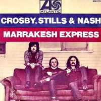 Cover Crosby, Stills & Nash - Marrakesh Express