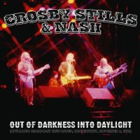 Cover Crosby, Stills & Nash - Out Of Darkness Into Daylight
