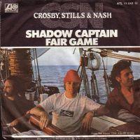 Cover Crosby, Stills & Nash - Shadow Captain