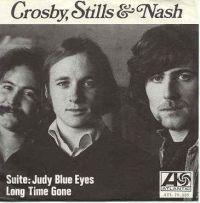 Cover Crosby, Stills & Nash - Suite: Judy Blue Eyes