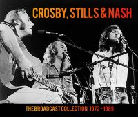 Cover Crosby, Stills & Nash - The Broadcast Collection 1972-1989