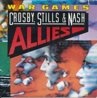 Cover Crosby, Stills & Nash - War Games