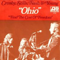Cover Crosby, Stills, Nash & Young - Ohio