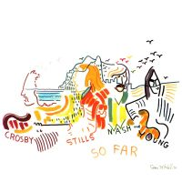 Cover Crosby, Stills, Nash & Young - So Far