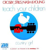 Cover Crosby, Stills, Nash & Young - Teach Your Children