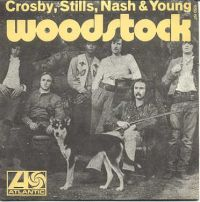 Cover Crosby, Stills, Nash & Young - Woodstock