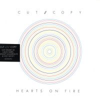 Cover Cut Copy - Hearts On Fire