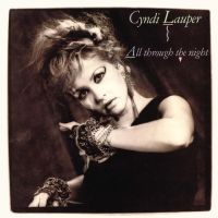 Cover Cyndi Lauper - All Through The Night
