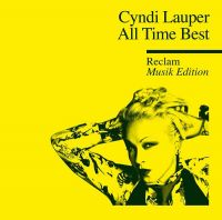 Cover Cyndi Lauper - All Time Best - Reclam Musik Edition