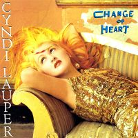 Cover Cyndi Lauper - Change Of Heart