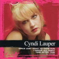 Cover Cyndi Lauper - Collections