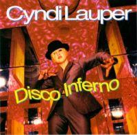 Cover Cyndi Lauper - Disco Inferno