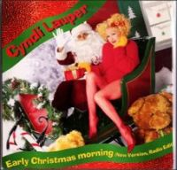 Cover Cyndi Lauper - Early Christmas Morning