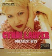 Cover Cyndi Lauper - Gold - Greatest Hits