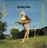 Cover Cyndi Lauper - Heading West