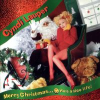 Cover Cyndi Lauper - Merry Christmas... Have A Nice Life!