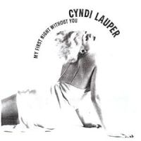 Cover Cyndi Lauper - My First Night Without You
