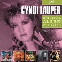 Cover Cyndi Lauper - Original Album Classics
