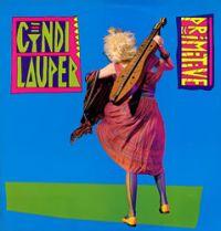 Cover Cyndi Lauper - Primitive