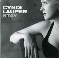 Cover Cyndi Lauper - Stay