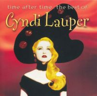 Cover Cyndi Lauper - Time After Time - The Best Of