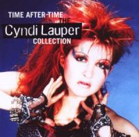 Cover Cyndi Lauper - Time After Time: The Cyndi Lauper Collection