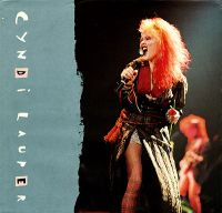 Cover Cyndi Lauper - When You Were Mine