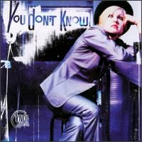 Cover Cyndi Lauper - You Don't Know
