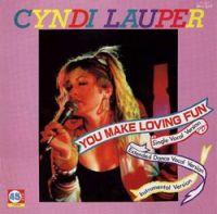 Cover Cyndi Lauper - You Make Loving Fun
