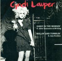 Cover Cyndi Lauper feat. Allen Toussaint and B.B. King - Early In The Mornin'