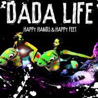 Cover Dada Life - Happy Hands & Happy Feet