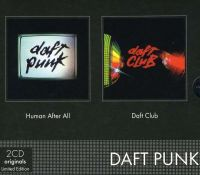 Cover Daft Punk - Human After All / Daft Club