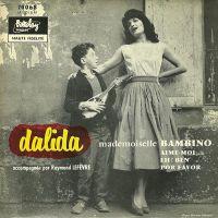 Cover Dalida - Bambino