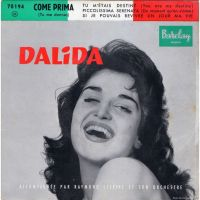 Cover Dalida - Come prima