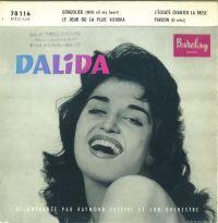 Cover Dalida - Gondolier