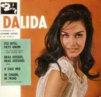 Cover Dalida - Itsi bitsy petit bikini