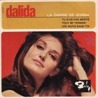 Cover Dalida - La danse de Zorba