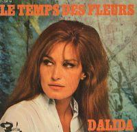 Cover Dalida - Le temps des fleurs