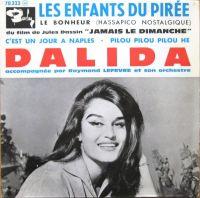 Cover Dalida - Les enfants du Pirée