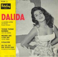 Cover Dalida - Tschau Tschau Bambina