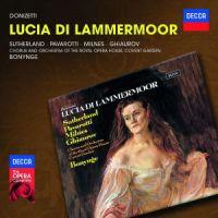 Cover Dame Joan Sutherland / Luciano Pavarotti - Donizetti: Lucia Di Lammermoor