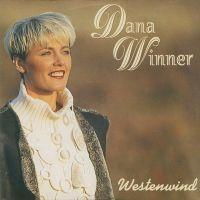Cover Dana Winner - Westenwind