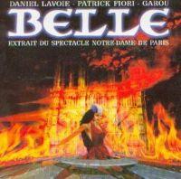 Cover Daniel Lavoie / Patrick Fiori / Garou - Belle