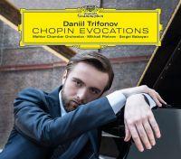 Cover Daniil Trifonov - Chopin Evocations