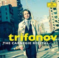Cover Daniil Trifonov - The Carnegie Recital