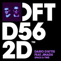 Cover Dario D'Attis feat. Jinadu - Space & Time