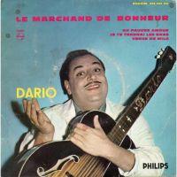 Cover Dario Moreno - Le marchand de bonheur