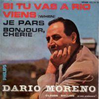 Cover Dario Moreno - Si tu vas à Rio (Madureira Chorou)