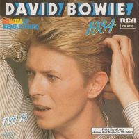 Cover David Bowie - 1984